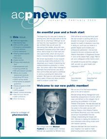 acpnews January/February 2005