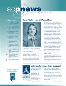 acpnews July/August 2005
