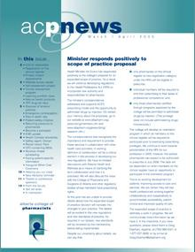 acpnews March/April 2005